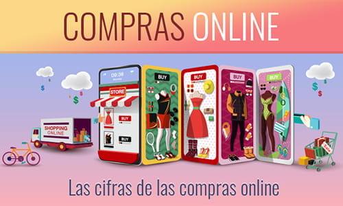 Infografía sobre compras online seguras en España