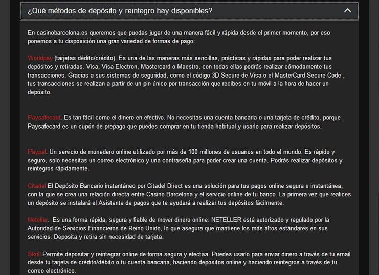 Casino barcelona online opiniones online casino nyheter