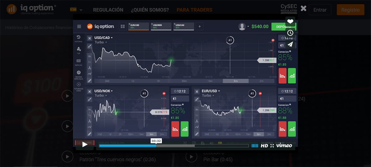 iq option como sacar