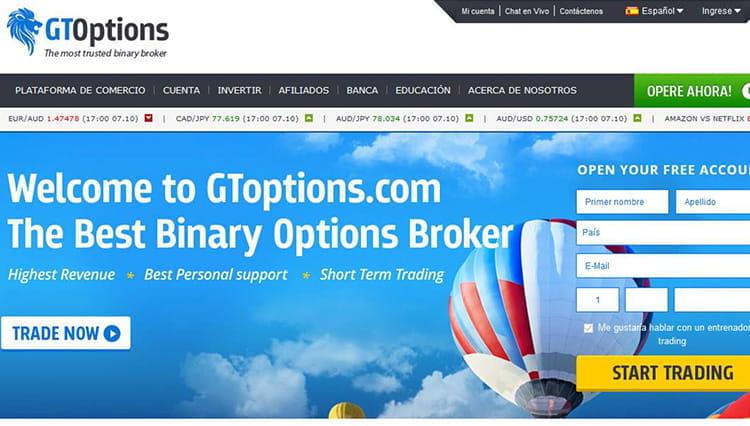 Fraude en opciones binarias